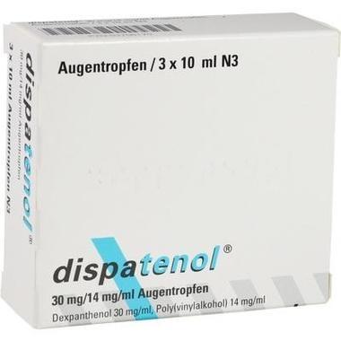 Dispatenol® Augentropfen