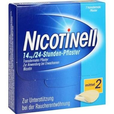 Nicotinell® 35 mg/ 24-Stunden Pflaster