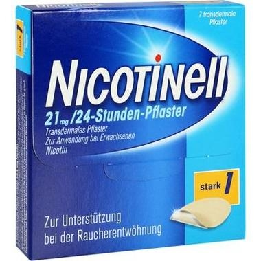 Nicotinell® 52,5 mg/-24 Stunden Pflaster