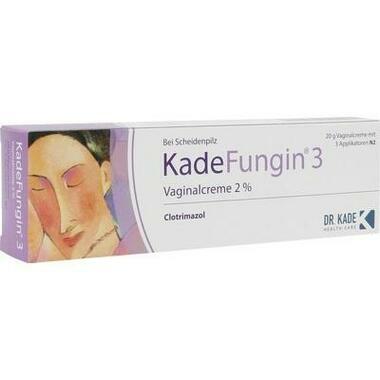 KadeFungin® 3 Vag.-Creme