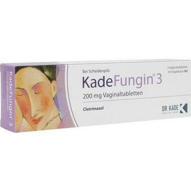 KadeFungin® 3 Vag.-Tbl.