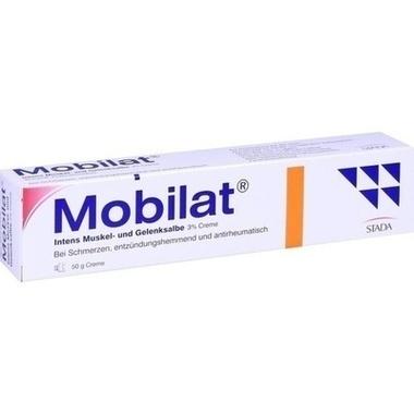 Mobilat® Intens Muskel- und Gelenksalbe 3% Creme