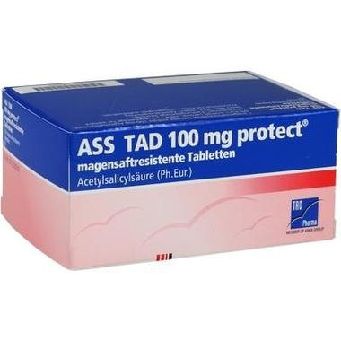 ASS TAD 100 mg protect®
