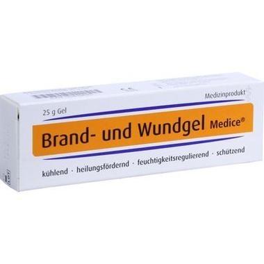 Brand- und Wundgel Medice® (Apothekenexklusive)