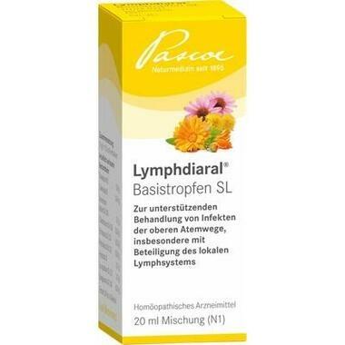 LYMPHDIARAL® Basistropfen SL