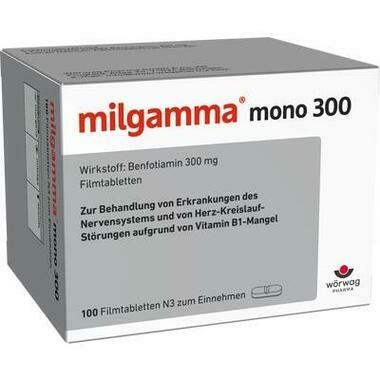 milgamma® mono 300, Filmtabletten