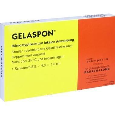 Gelaspon® Schwamm
