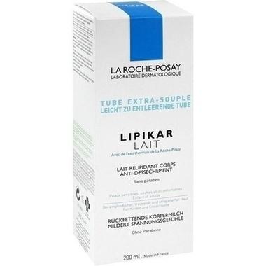 La Roche-Posay Lipikar LAIT Rückfettende Körpermilch