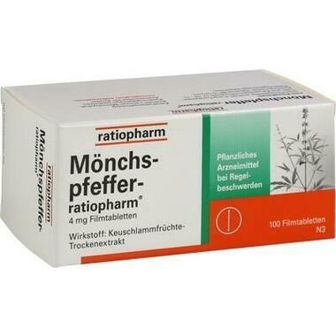 MÖNCHSPFEFFER-ratiopharm® Filmtabletten