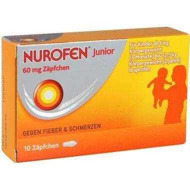 Nurofen® Junior 60mg Zäpfchen
