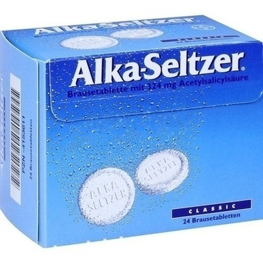 Alka-Seltzer® classic, Brausetbl.