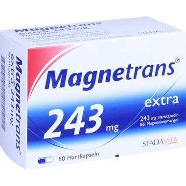 Magnetrans® extra 243mg Hartkapseln