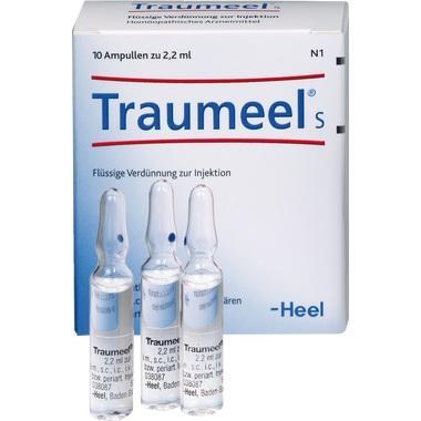 Traumeel® S Flüssige Verdünnung zur Inj.