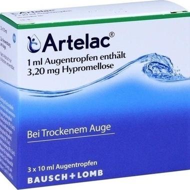 Artelac® Augentropf.