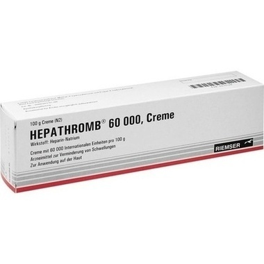 Hepathromb® 60000, Creme