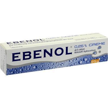 Ebenol® 0,25% Creme