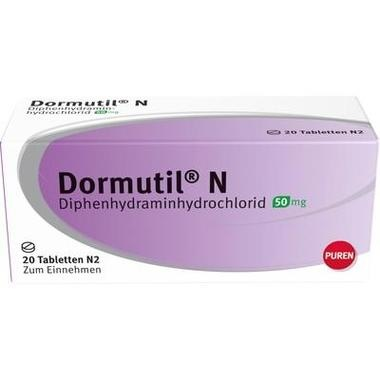 Dormutil® N Tbl.