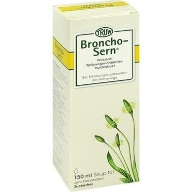 Broncho-Sern®, Sirup