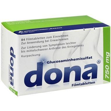 dona® 750 mg Filmtabletten