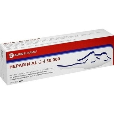 Heparin AL Gel 50.000