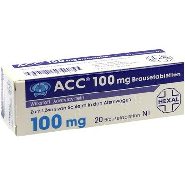 ACC® 100 mg Brausetabletten
