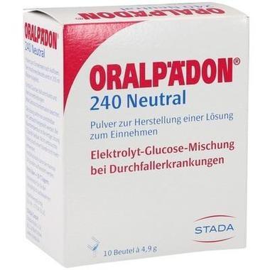 Oralpädon® 240 Neutral Pulv. z. Herstell. e. Lsg. z. Einn.