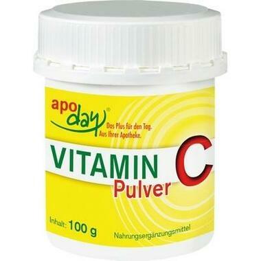 Vitamin C Dose Pulver Wepa