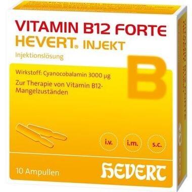Vitamin B12 forte Hevert® injekt Inj.-Lsg.