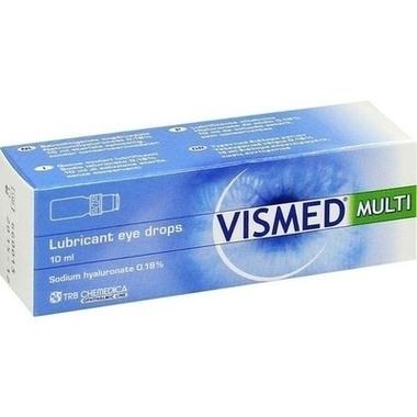 Vismed® multi Augentropfen (ohne Konservierungsmittel)