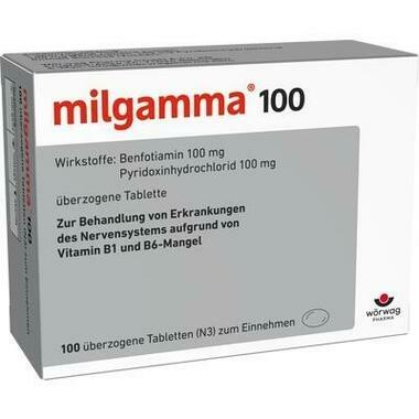 milgamma® 100 überzogene Tbl.