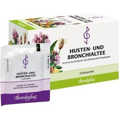 Husten u. Bronchialtee I Bombastus Filter-Btl.