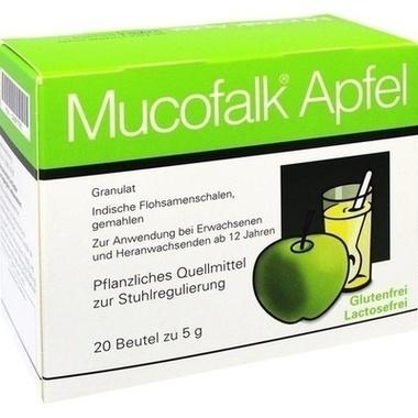 Mucofalk® Apfel, Granulat, Beutel