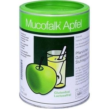 Mucofalk® Apfel, Granulat, Dose