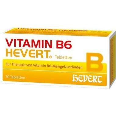 Vitamin B6-Hevert Tbl.