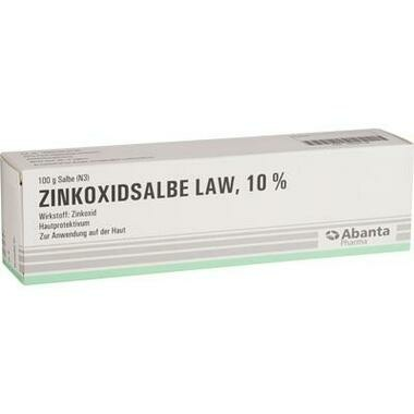 Zinkoxidsalbe LAW