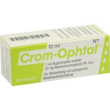 Crom-Ophtal® Augentropfen