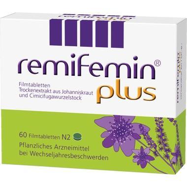 Remifemin® plus, Filmtabletten