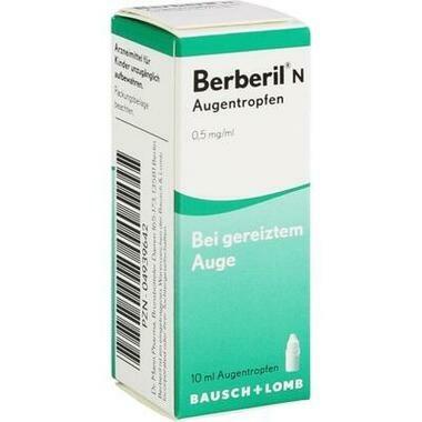 Berberil® N Augentropfen