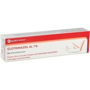 Clotrimazol AL 1%