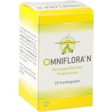Omniflora® N Hartkapseln