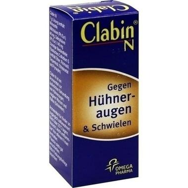 Clabin® N Lösung, zur Anwendung auf der Haut