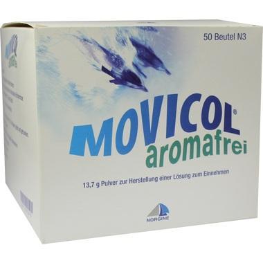 MOVICOL® aromafrei, Pulver zur Herstellung einer Lösung zum Einnehmen