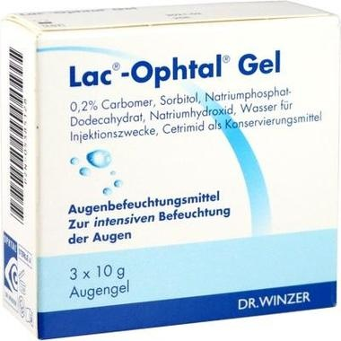 Lac®-Ophtal® Gel