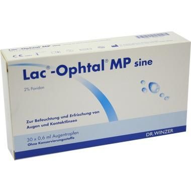 Lac®-Ophtal® MP sine Augentropf.