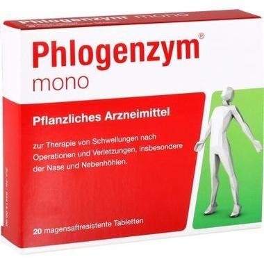 Phlogenzym® mono Tbl., magensaftres.