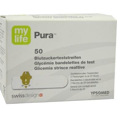 mylife Pura Blutzucker-Teststreifen