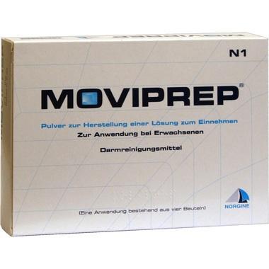 MOVIPREP®, Pulver zur Herstellung einer Lösung zum Einnehmen