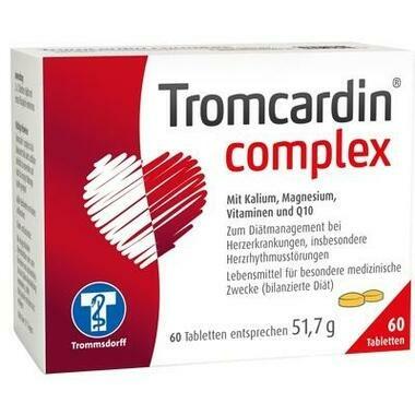 Tromcardin® complex, Tabletten