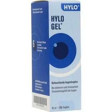 HYLO®-GEL, Augentropfen (ohne Konservierungsmittel)