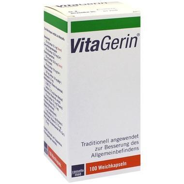 Vita Gerin® Weichkapseln